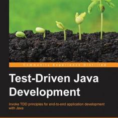 Java Test-Driven Development - Carte in engleza