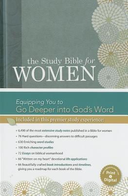 Study Bible for Women-HCSB foto