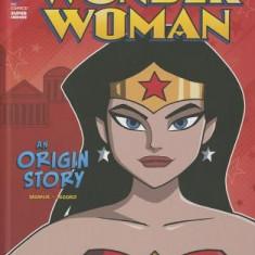 Wonder Woman: An Origin Story - Carte in engleza