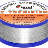 Cositor OEM TIN 100GR-1, 0-NC 1, 0mm