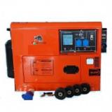 Generator de curent 5.5kVA, Bisonte GI65 cu Automatizare - Generator curent, Generatoare cu automatizare