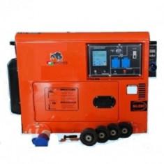 Generator de curent 5.5kVA, Bisonte GI65 cu Automatizare - Generator curent