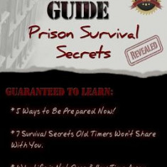 Prison Guide: Prison Survival Secrets Revealed - Carte in engleza