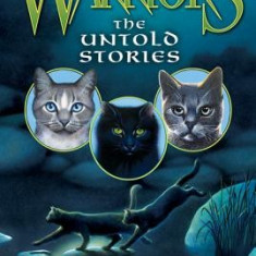 Warriors: The Untold Stories - Carte in engleza