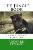 The Jungle Book - Large Print Edition