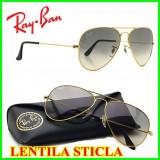 Ochelari de soare Ray Ban aviator