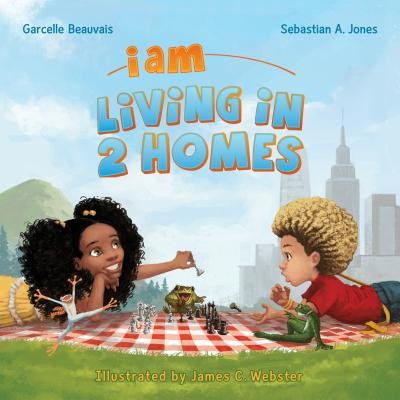 I Am Living in 2 Homes: I Am Book #002 foto