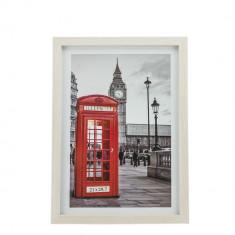 Rama foto Pacho, 21 x 29.7 cm, din lemn, pentru birou