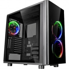 Carcasa Thermaltake View 31 Tempered Glass RGB Edition - Carcasa PC Thermaltake, Middle Tower