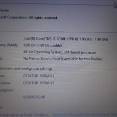 Placa baza laptop HP probook 450 G2 de 15.6 - Placa de baza laptop HP, DDR 3, Contine procesor