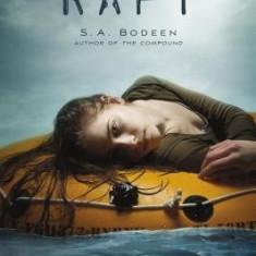 The Raft - Carte in engleza