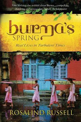 Burma's Spring foto mare