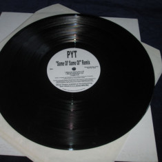 PYT - Same Ol' Same Ol' _ vinyl, 12