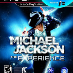 Joc consola Ubisoft MICHAEL JACKSON THE EXPERIENCE (COMPATIBIL MOVE) - PS3 - Jocuri PS3