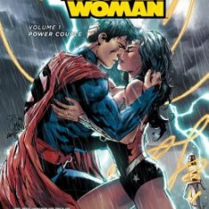 Superman/Wonder Woman Vol. 1: Power Couple (the New 52) - Carte in engleza