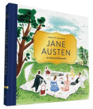 Library of Luminaries: Jane Austen: An Illustrated Biography