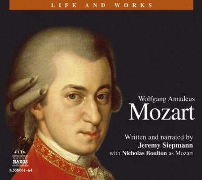Wolfgang Amadeus Mozart 4D foto