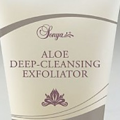 Aloe Deep Cleansing Exfoliator - Creme abrazive