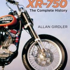 Harley-Davidson Xr-750 - Carte in engleza