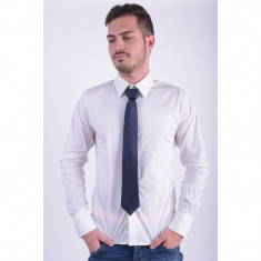 Cravata Matase Premium Jack&Jones Holt Jim Bleumarin - Papion Barbati