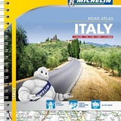 Michelin: Italy Road Atlas - Harta Rutiera