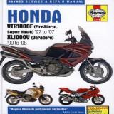 Haynes Honda VTR1000F Firestorm (Super Hawk) & XL1000V Varadero: Service and Repair Manual