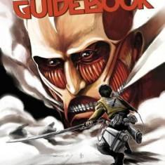 Attack on Titan Guidebook - Carte in engleza