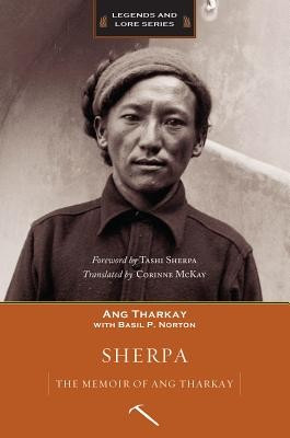Sherpa: The Memoir of Ang Tharkay foto mare