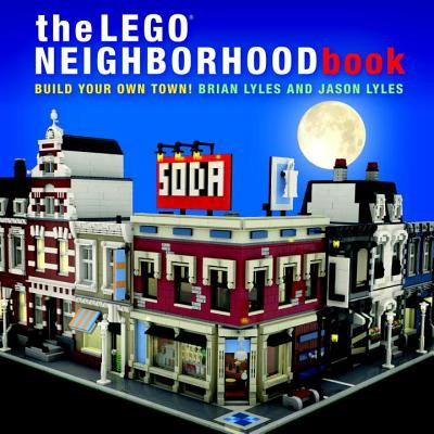 The Lego Neighborhood Book: Build Your Own Town! foto mare
