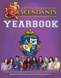 Disney Descendants Yearbook