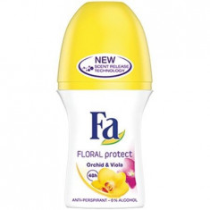 FA ANTIPERSPIRANT ROLL ON 50ML ORCHID