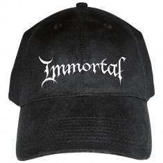 Sapca Immortal - Logo - Sapca Copii