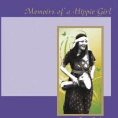 Memoirs of Hippie Girl in India - Carte in engleza