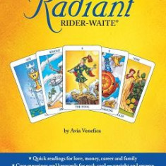 Exploring Tarot Using Radiant Rider-Waite Tarot - Carte in engleza