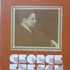 George Enescu In Lumea Muzicii Si In Familie - Alex. Cosmovici, 400861 - Carte Arta muzicala