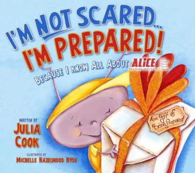 I'm Not Scared... I'm Prepared!: Because I Know All about Alice foto