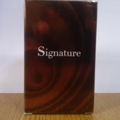 Apă de toaletă Signature (Oriflame) - Parfum barbati Oriflame, 75 ml