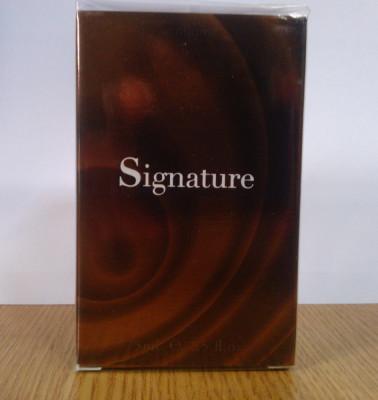 Apă de toaletă Signature (Oriflame) foto