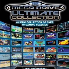 Joc consola Sega Mega Drive Ultimate Collection Classics Xbox 360 - Jocuri Sega