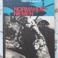 Normandie-niemen - Martine Monod, 400957 - Carte politiste
