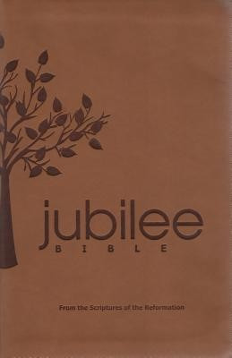 Jubilee Bible-OE: From the Scriptures of the Reformation foto