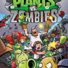Plants vs. Zombies: Lawnmageddon - Carte in engleza