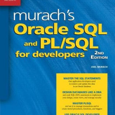 Murach's Oracle SQL and PL/SQL for Developers - Carte in engleza