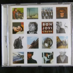 Bon Jovi - Crash - Muzica Rock Altele, CD