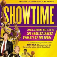 Showtime: Magic, Kareem, Riley, and the Los Angeles Lakers Dynasty of the 1980s - Carte in engleza