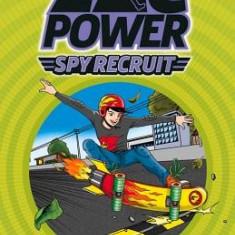 Zac's Skate Break - Carte in engleza