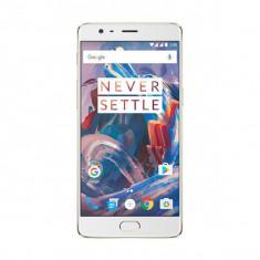 Smartphone OnePlus 3 A3000 64GB Dual Sim 4G Gold - Telefon OnePlus