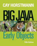Big Java: Early Objects