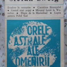 Orele Astrale Ale Omenirii - Stefan Zweig, 400871 - Carti Budism