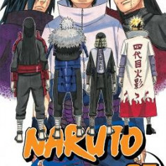 Naruto, Volume 65 - Carte in engleza